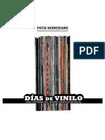 Días de Vinilo Una Historia Del Diseño Gráfico Musical