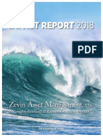 Impact Report 2018 - Zevin Asset Management