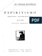 Espiritismo - Willliam Fardwell