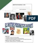 1-Quadern Indiv Els Nostres Personatges Favorits