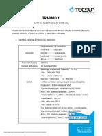 TRABAJO 1 Sistemas Eléctricos de Potencia eMOOC - .docx