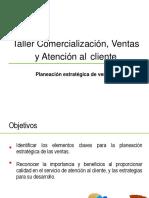 Taller Comercialización, Ventas y Atención Al Cliente (Conceptos Básicos de Mkt)