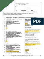 Eval Mercado Laboral en Chile II Solucionarios