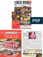"Kuta Weekly - Edition 600 ""Bali's Premier Weekly Newspaper"""