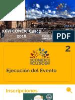 Xxvi Coneic Cusco