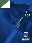 Anuário Estatístico Do IBGE - 2011