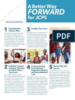 #OurJCPS Better Way Forward Plan