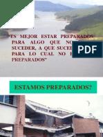 1 Clase Desastres 2010