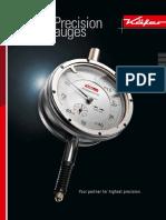 Kafer Messuhrenfabrik - Katalog 2018 EN
