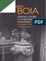 Lucian Boia Strania Istorie a Comunismului Romanesc PDF