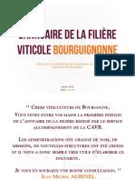 Annuaire de la fillière viticole de Bourgogne - CAVB-201301_annuaire