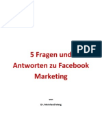 5 Fragen Und Antworten Zu Facebook Marketing
