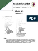 bioca silabo