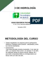2018_II_CURSO DE HIDROLOGÍA_2018007_Semana 1
