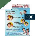 Afiches de Nutricion y Enfermedades