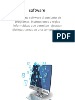 Software y Sitema Operativo