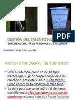 GESTIÓN DEL TALENTO HUMANO 2010
