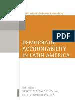270179966 Democratic Accountability in Latin America
