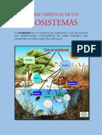 10 Características de Los Ecosistemas