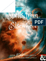 Spells From Elsewhere