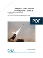 Nuclear Weapons and Coercive Escalation in Regional Conflicts