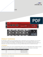 Apex1500 Narrowcast Edge Qam Datasheet