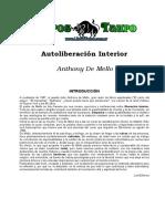 De MELLO, Anthony - Autoliberacion Interior