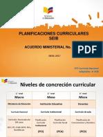 4 40planificaciones Curriculares Eib 2017