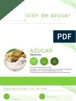 Produccion de Azucar