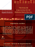 TECNICAS DE ARGUMENTACION DE DEFENSA ORAL Y ESCRITA_REP_DOMINICANA.pptx
