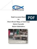 Charsadda Assessment Report