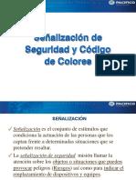 Curso Senalizacion Seguridad Codigo Colores Clases Formas Geometricas Significado Clases Definiciones Senales Letreros