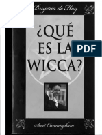 ¿ Qué es la Wicca - - Scott Cunningham PDF.pdf