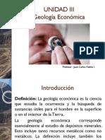UNIDAD III Geologia economica.pptx