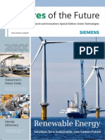 Pictures of the Future - Renewable Energy (Double Edtition)