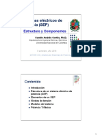 Estructura y Componentes 2018 II