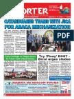 Bikol Reporter August 5 - 11, 2018 Issue