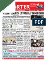Bikol Reporter August 26 - September 1, 2018 Issue