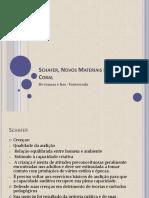 Schafer, Novos Materiais e Canto Coral - De Tramas e Fios-Suellen