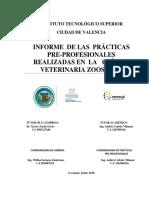 Infomorme de La Veterinaria Zoo Salud Rosita 1