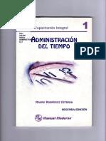 Administracion del Tiempo-Mauro Rodríguez Estrada.pdf