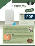 Peerless Combi 160 Brochure