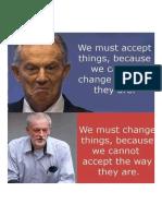 We Must Change