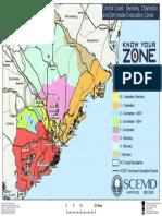 Central Coast - Berkeley, Charleston, Dorchester Evacuation Zones