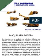Introducción a Equipos Mineros