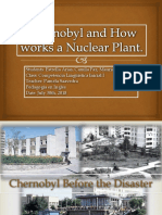 Chernobyl and How Works a Nuclear Plant