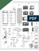 Plano 2 - Estructura