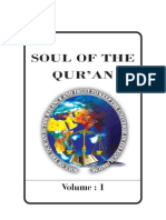 Soul of the Quran