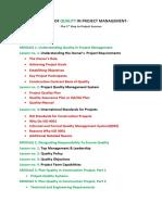 Course Outline PDF Download