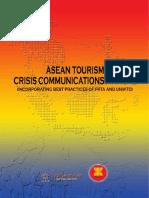 ASEAN Tourism Crisis Communication 2015